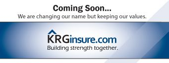 We are changing our name to KRGinsure