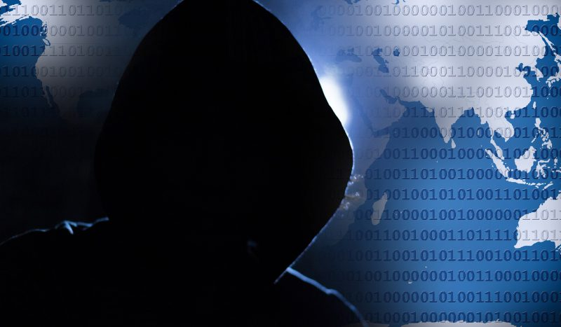 Hacker and Spear Phishing Scams
